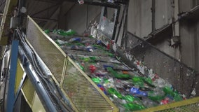 Returnable cans and bottles pile up during the Stay at Home Order