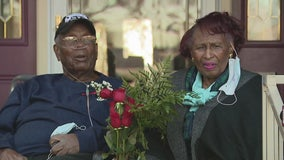 Ecorse married couple celebrate 65th anniversary after both surviving COVID-19