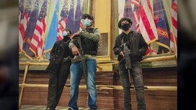Armed escort volunteers to walk rattled state rep to Capitol after recent Lansing protests
