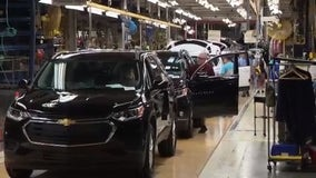 General Motors talks safety protocols as plants ready to restart Monday