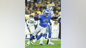 WATCH - Football Isn't the Only Thing on Hold for Lions Linebacker Christian Jones