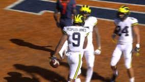WATCH - Donovan Peoples-Jones on NFL Draft