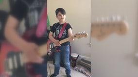 Michigan Rock School students create album of performances