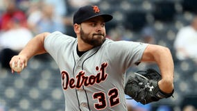 WATCH - Tigers pitcher Michael Fulmer working his way back from Tommy John surgery gives an update