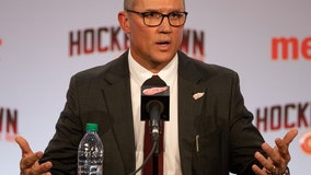 WATCH - Red Wings GM Steve Yzerman discusses Jeff Blashill's future behind the bench and what's next for his team.
