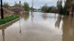 Gov. Whitmer calls flooding in mid-Michigan a 500-year event
