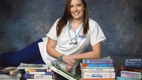 WATCH - Local nurse honored by Brad Keselowski & NASCAR