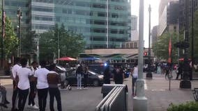 About 40 detained by Detroit police downtown after Instagram post