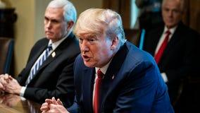 Twitter fact-checks Trump; he threatens new regs or shutdown