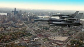 Ready for more flying? Michigan National Guard conducting flyovers Wednesday afternoon