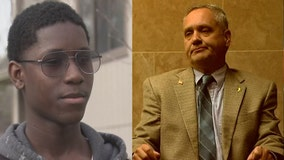 Man who shot at lost black teen on porch wants retrial claiming he was oversentenced