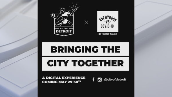 Detroit announces 'Everybody VS COVID-19' digital unity festival