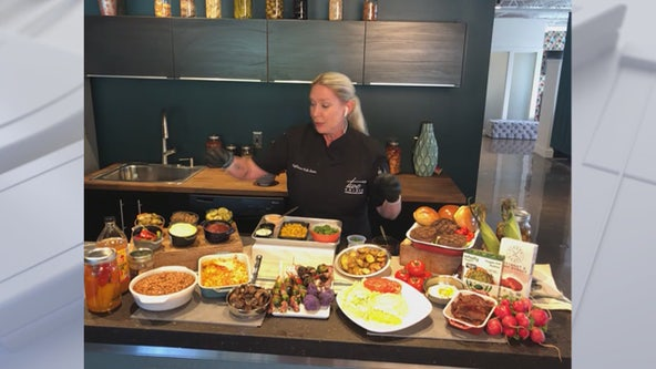 Chef Kelli has ideas to up your burger bar game this holiday weekend