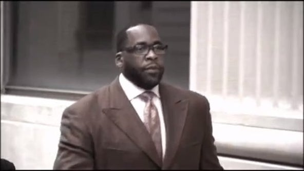 Kilpatrick denied early prison release but friends and family hold out hope