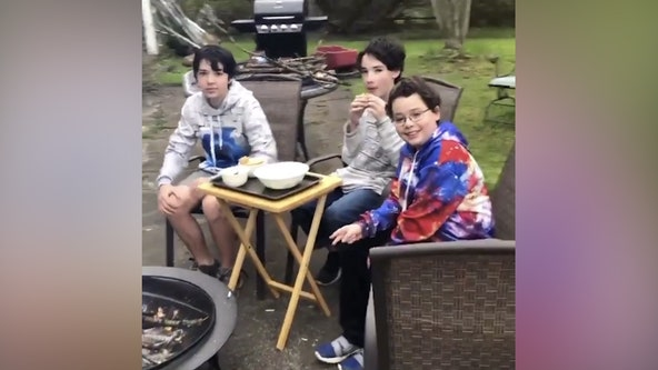 Boy Scouts gather on Zoom for virtual campfire, s'mores session amid COVID-19 quarantine
