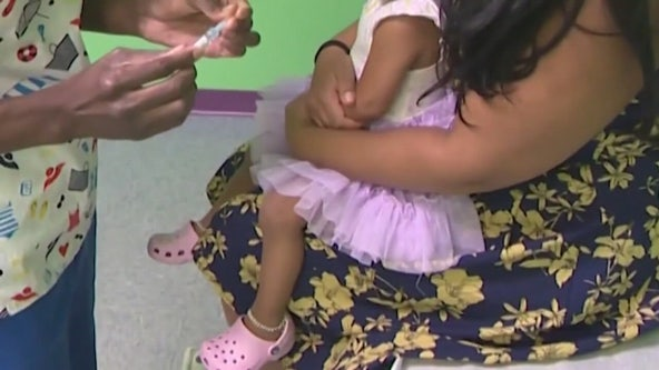 Doctor warns against 'waiting out pandemic' to get your child updated on other vaccines