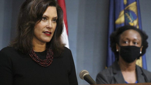 Michigan Gov. Gretchen Whitmer to hold COVID-19 update at 11 a.m.