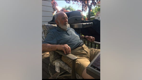 82-year-old Ferndale man with Alzheimer's missing