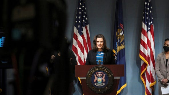 Gov. Gretchen Whitmer to give update on Michigan's COVID-19 cases Wednesday morning