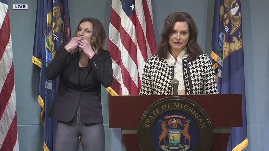 Michigan Gov. Gretchen Whitmer says husband invoking her name to get boat in the water was a joke