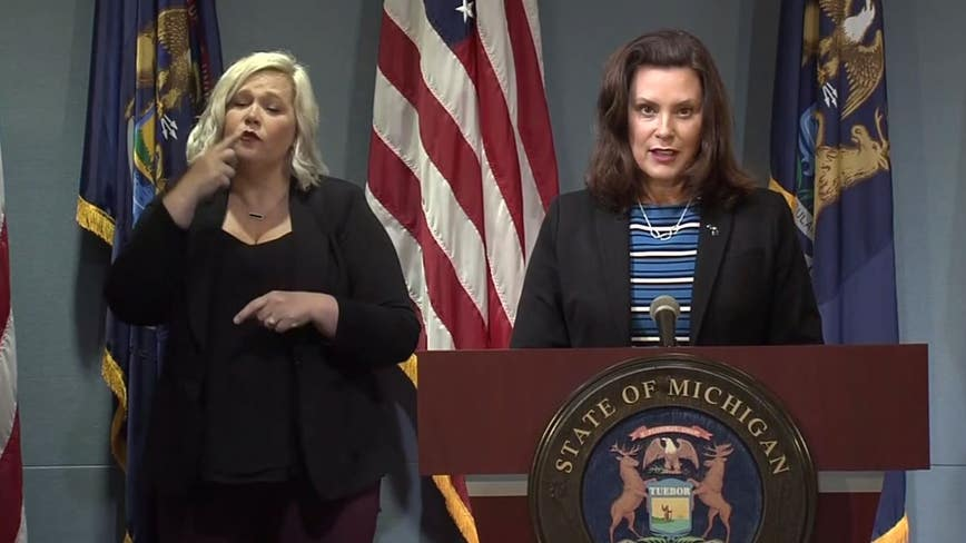 Michigan Gov. Gretchen Whitmer lifts stay-at-home order, bars & restaurants allowed to reopen June 8