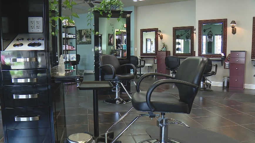 Michigan Gov. Gretchen Whitmer says hair, massage, nail services can reopen June 15