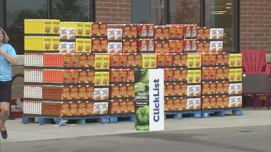 Michigan Professional Nurse Council takes cereal drive online