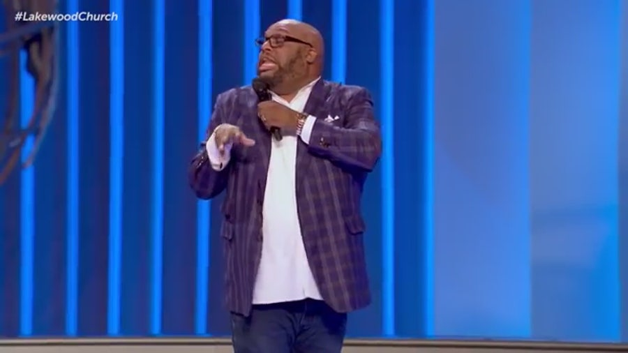 Pastor John Gray about staying positive during the pandemic