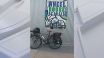 When the demand is high and the supple is low, Wheelhouse Bike Shop gets creative