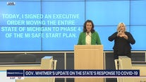 Michigan reopening continues this week as Whitmer moves state to phase 4, rescinds stay home order