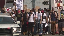 Detroit protesters march for 8th night marching against police brutality