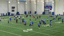 WATCh - Woody Woodriffe Catches Up with Lions Defensive and Offensive Coordinators