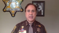 Oakland County Sheriff Michael Bouchard says Michael Floyd death left him heartbroken