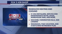 Randazzo Heating and Cooling hiring HVAC installers, warehouse team, and sales