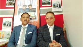 Meet the Mack brothers: Teens succeeding in business, music and championing social justice