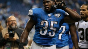 WATCH - Former Lions running back Joique Bell organizing freedom march on Belle Isle