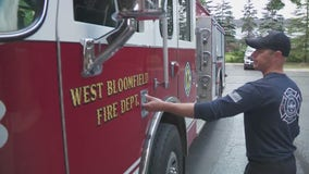 West Bloomfield FD is hiring paramedic firefighters as first responder need greater than ever