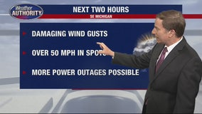 Weather warnings expire, but wind gusts and more power outages expected