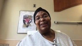 COVID-19 survivor says seeing family on FOX 2 viewer's donated iPad gave her the strength to beat it
