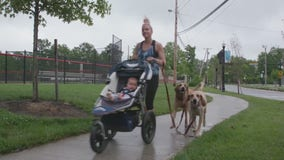Study looks into benefits of maternal exercise