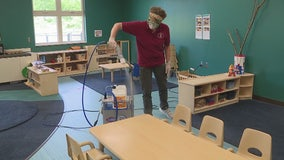 Rochester schools spend $70K on high powered cleaning machines in preparations for students' return