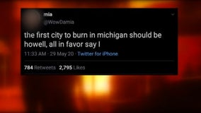 State of Michigan employee's tweet to burn down Howell sparks investigation