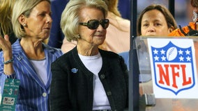 Lions announce Martha Ford to step down as principal owner
