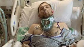 'He truly, truly saved his life': Family searching for Good Samaritan who saved man after near-death crash