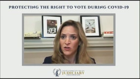 Mich. SOS asks for federal money to help educate about mail-in voting rights amid pandemic