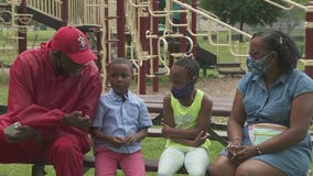 Counselor helps Detroit family take summer vacation to Legoland after dad dies of COVID-19