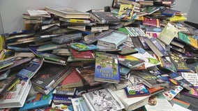 Troy library overwhelmed by 8,000 book returns within just two days