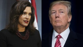 Trump calls on governors to 'dominate' protesters, Whitmer says it sows 'the seeds of hatred and division'