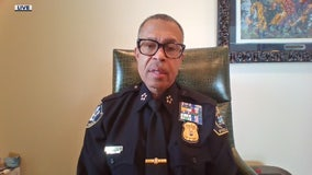 "Chief Craig: Detroit curfew remains in effect Thursday, but will make ""assessments"" on protests"