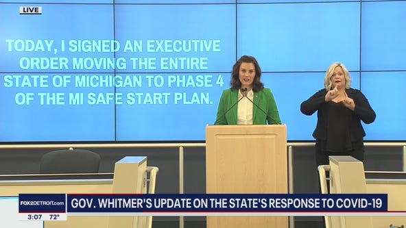 Gov. Gretchen Whitmer lifts Stay-At-Home order, here's what's opening and still closed